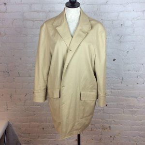 Cole Hann Beige Trench Coat  // MTW Clothing